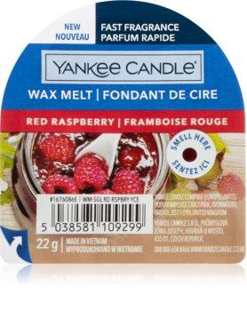 Yankee Candle Red Raspberry illatos viasz aromalámpába I.