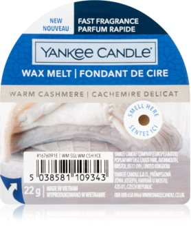 Yankee Candle Warm Cashmere wosk zapachowy