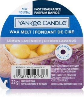 Yankee Candle Lavender cera para lámparas aromáticas