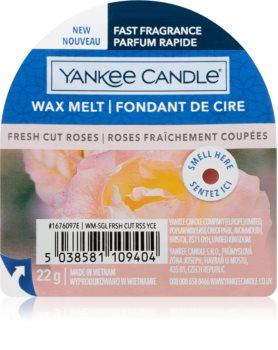 Yankee Candle Fresh Cut Roses wax melt I.