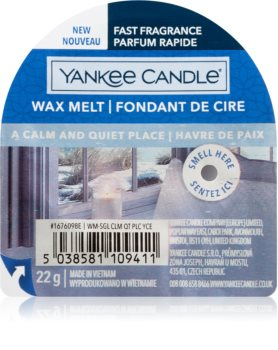 Yankee Candle A Calm & Quiet Place wosk zapachowy