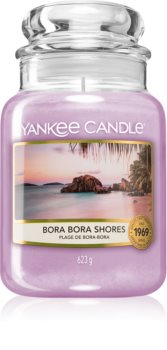 Yankee Candle Bora Bora Shores ароматна свещ