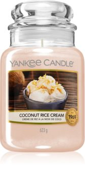 Yankee Candle Coconut Rice Cream candela profumata