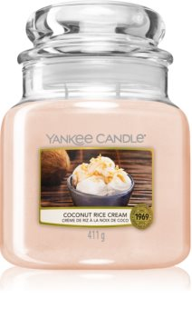 Yankee Candle Coconut Rice Cream scented candle