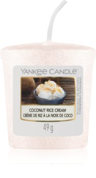 Yankee Candle Coconut Rice Cream votive candle