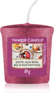 Yankee Candle Exotic Acai Bowl sampler