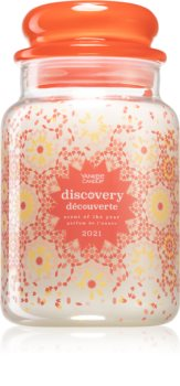 Yankee Candle Discovery scented candle
