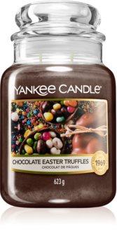 Yankee Candle Chocolate Easter Truffles Tuoksukynttilä Klassinen Iso