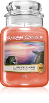 Yankee Candle Cliffside Sunrise scented candle