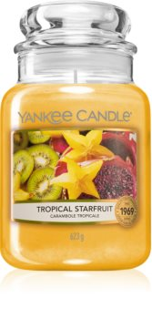 Yankee Candle Tropical Starfruit illatos gyertya