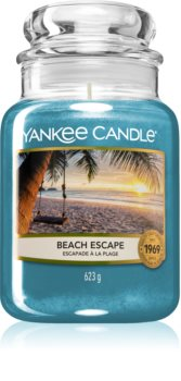 Yankee Candle Beach Escape vela perfumada