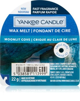 Yankee Candle Moonlit Cove duftwachs für aromalampe I.