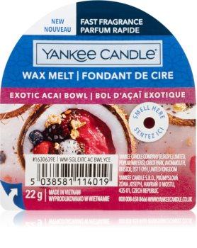 Yankee Candle Exotic Acai Bowl duftwachs für aromalampe