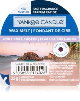 Yankee Candle Bora Bora Shores ceară pentru aromatizator