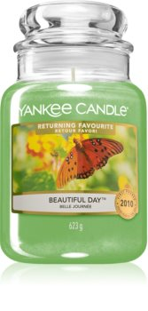 Yankee Candle Beautiful Day scented candle