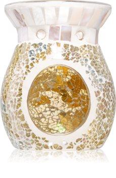 Yankee Candle Gold and Pearl lampă aromaterapie din ceramică