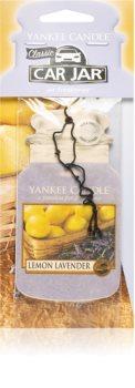 Yankee Candle Lemon Lavender vonná auto visačka