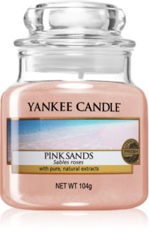 Yankee Candle Pink Sands bougie parfumée