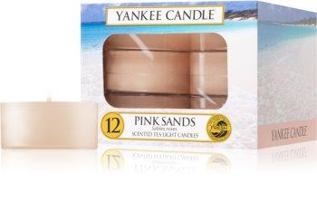 Yankee Candle Pink Sands świeczka typu tealight