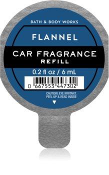 Bath & Body Works Flannel Auton ilmanraikastin Täyttöpakkaus
