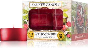 Yankee Candle Red Raspberry čajová svíčka
