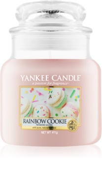 Yankee Candle Rainbow Cookie scented candle