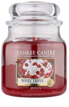 Yankee Candle Berry Trifle świeczka zapachowa  411 g Classic średnia