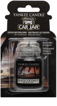 Yankee Candle Black Coconut ambientador auto suspenso