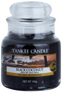 Yankee Candle Black Coconut vonná svíčka Classic malá