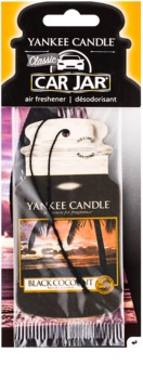 Yankee Candle Black Coconut Hanging Car Air Freshener