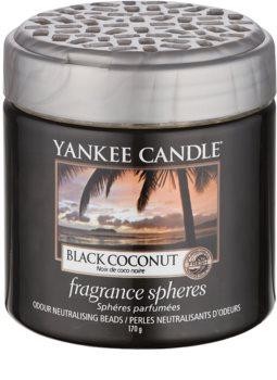 Yankee Candle Black Coconut fragranced pearles