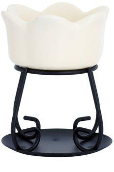 Yankee Candle Petal Bowl lámpara aromática de cerámica I. (Cream)