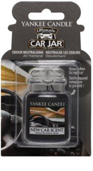 Yankee Candle New Car Scent ambientador de coche para ventilación de suspensión