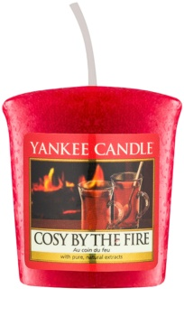 Yankee Candle Cosy By the Fire vela votiva