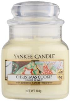 Yankee Candle Christmas Cookie vela perfumada Classic pequeno