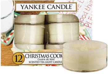 Yankee Candle Christmas Cookie vela de té