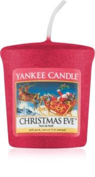 Yankee Candle Christmas Eve mala mirisna svijeća bez staklene posude