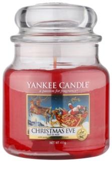 Yankee Candle Christmas Eve ароматна свещ  Classic средна