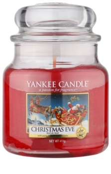Yankee Candle Christmas Eve geurkaars Classic Medium
