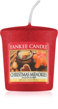 Yankee Candle Christmas Memories mala mirisna svijeća