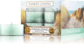 Yankee Candle Coastal Living vela do chá