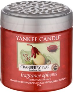 Yankee Candle Cranberry Pear pérolas aromáticas 170 g