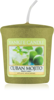 Yankee Candle Cuban Mojito mala mirisna svijeća bez staklene posude