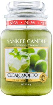 Yankee Candle Cuban Mojito vela perfumada  Classic grande