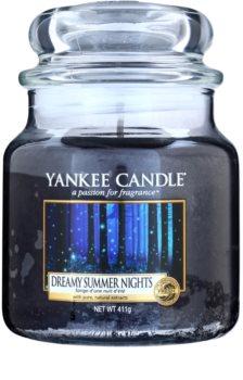 Yankee Candle Dreamy Summer Nights vonná svíčka Classic střední
