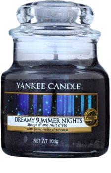 Yankee Candle Dreamy Summer Nights mirisna svijeća Classic mala