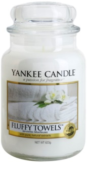 Yankee Candle Fluffy Towels scented candle Classic Large
