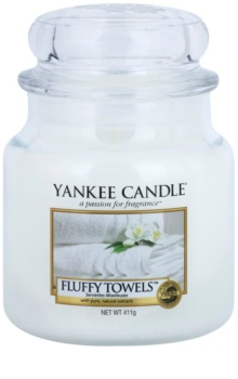 Yankee Candle Fluffy Towels duftlys