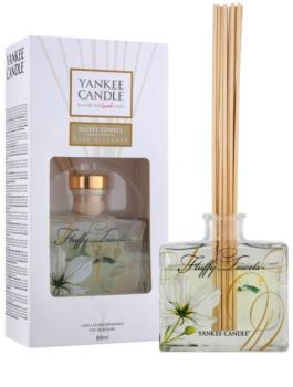Yankee Candle Fluffy Towels diffuseur d'huiles essentielles avec recharge Signature