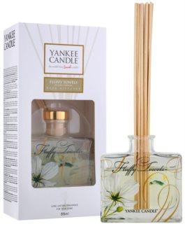 Yankee Candle Fluffy Towels difusor de aromas con esencia Signature